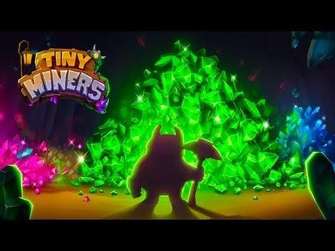 Tiny Miners / Bu Ne Oyunu?