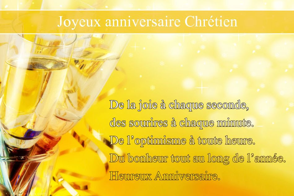 Cartes Anniversaire Chretiennes
