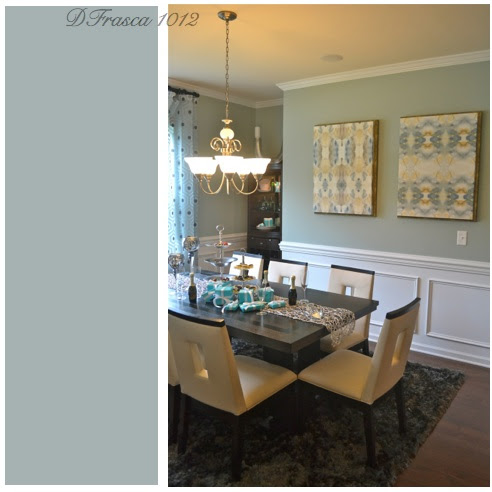 Popular Dining Room Colors
