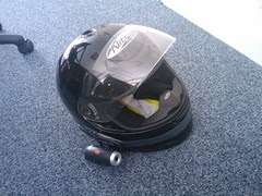 My Helmet camera