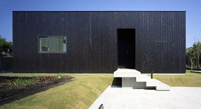matsuyama architect and associates: house in aira, japan