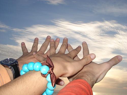 Amizade (mãos amigas)