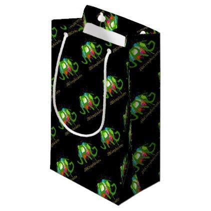 JRGraphicarts Small Gift Bag