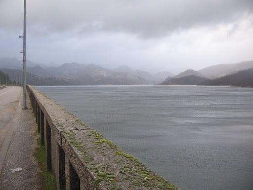 Barragem Queimadela