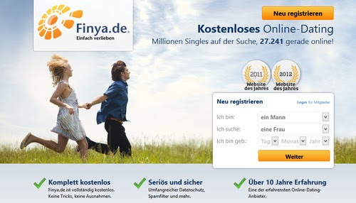 Werbung auf online-dating-sites