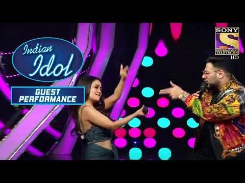 Badshah के साथ Neha की जुगलबंदी !   Indian Idol   Guest Performance