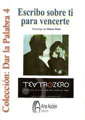 Nuevo Texto de TeatroZero