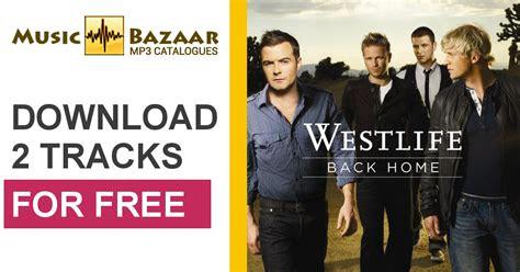 home westlife mp buy full tracklist