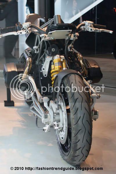 Devon motorcycle