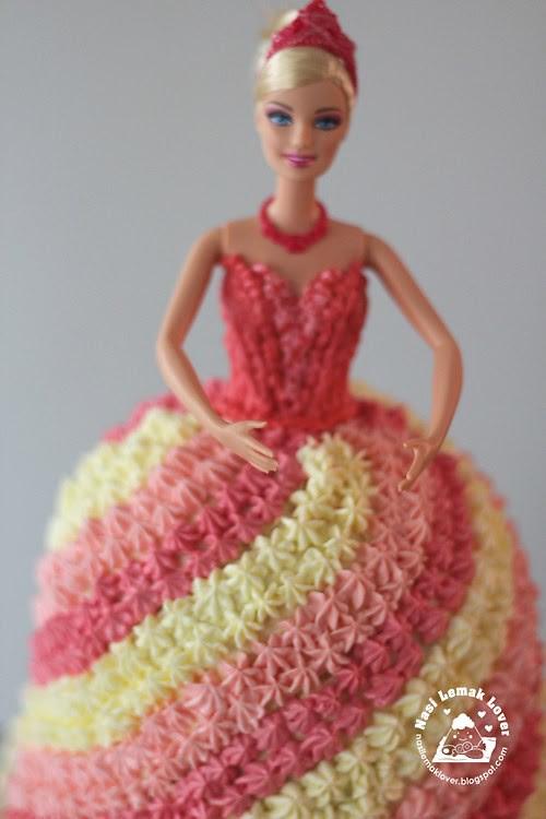 Barbie Doll Cake Decorating Games