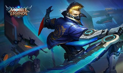 build item terbaik hayabusa mobile legends