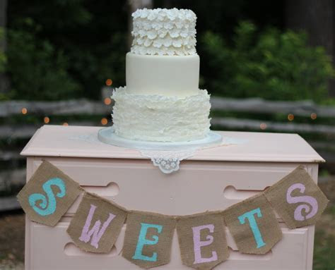 Rustic Country Wedding Cake   Ambrosia Cake Creations