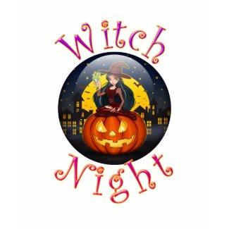 Witch Night shirt
