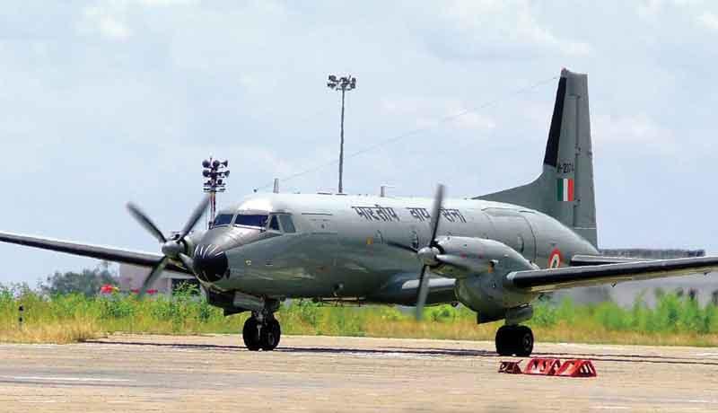 Resultado de la imagen para Avro 748M + india