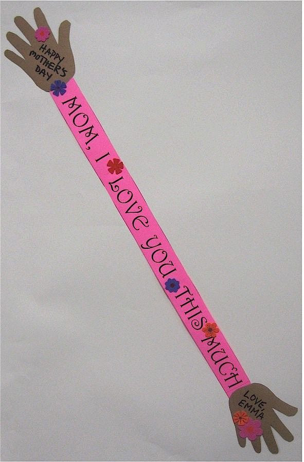 Adorable Mothers Day Craft http://www.pinterest.com/pin/287597126179617611/