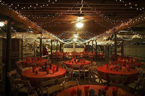 indoor area red corral ranch wedding venue austin texas