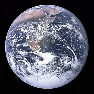 """The Blue Marble"" is a famous photog..."