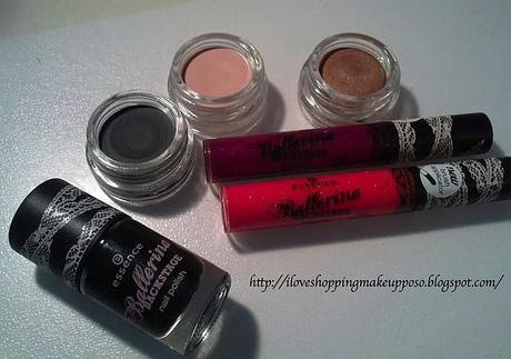 Ballerina Backstage - Trend edition Essence