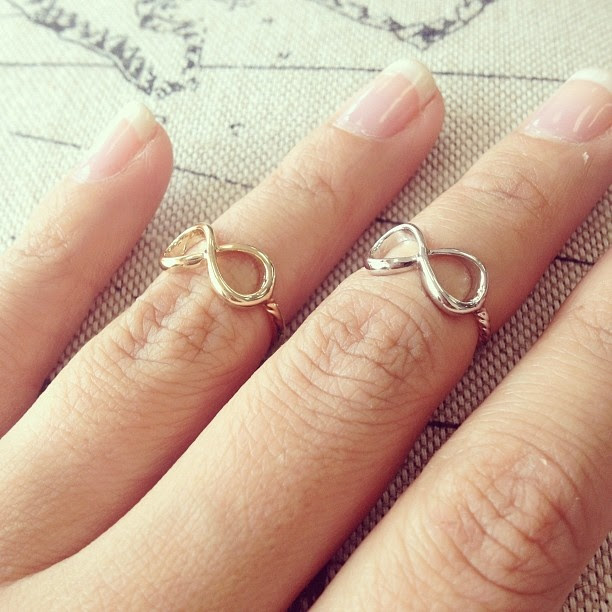 Infinity Knucle Ring