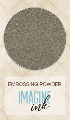 Embossing Powder - Mushroom