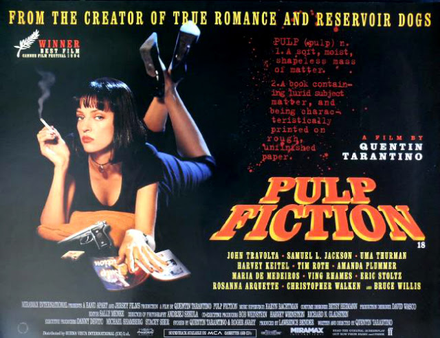 1 pulp fiction uk lifestyle blog the finer things club movies to see listography