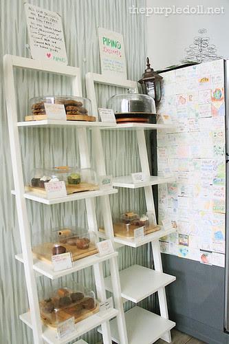 Pipino Desserts Rack