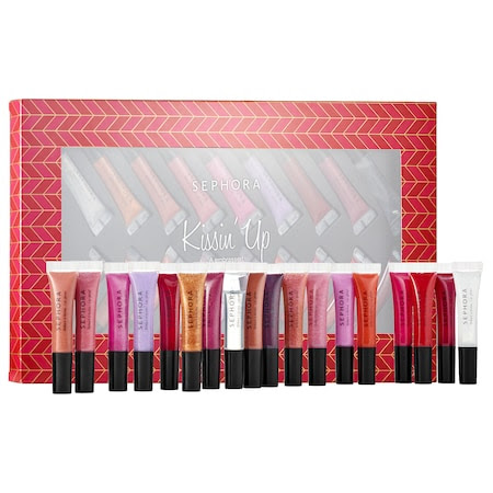Sephora Collection Kissin' Up Lip Gloss Set