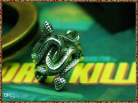 MEN'S Jewelry Natural Born Killers Rings Snake Ring