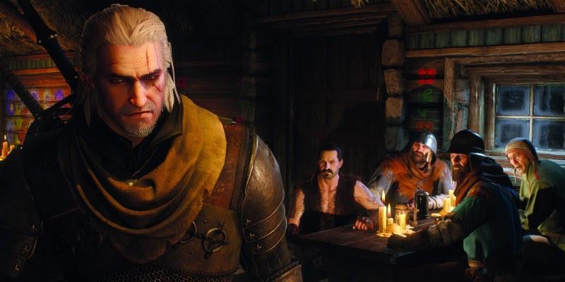 The Witcher 3 Wild Hunt Geralts Bartwachstum Und Ein Haarpflege Dlc