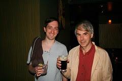 Daniel A Freedman (right) and Daniel
