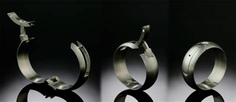 safer symbol wedding ring clasps  prevent accidents
