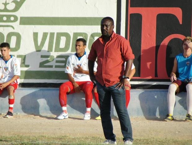 Paulo Roberto foi demitido do Potyguar ainda na pré-temporada (Foto: Josivan Varela/Divulgação)