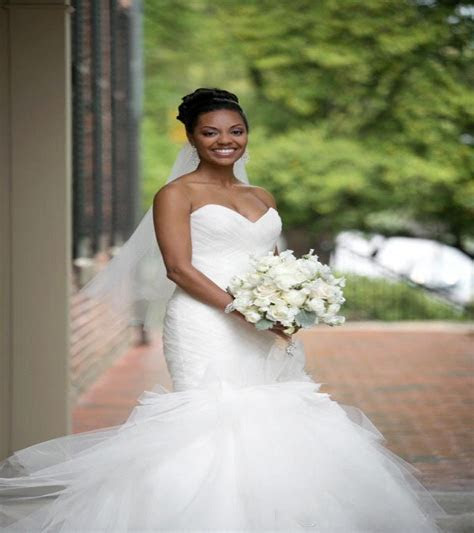 African American Wedding Dress