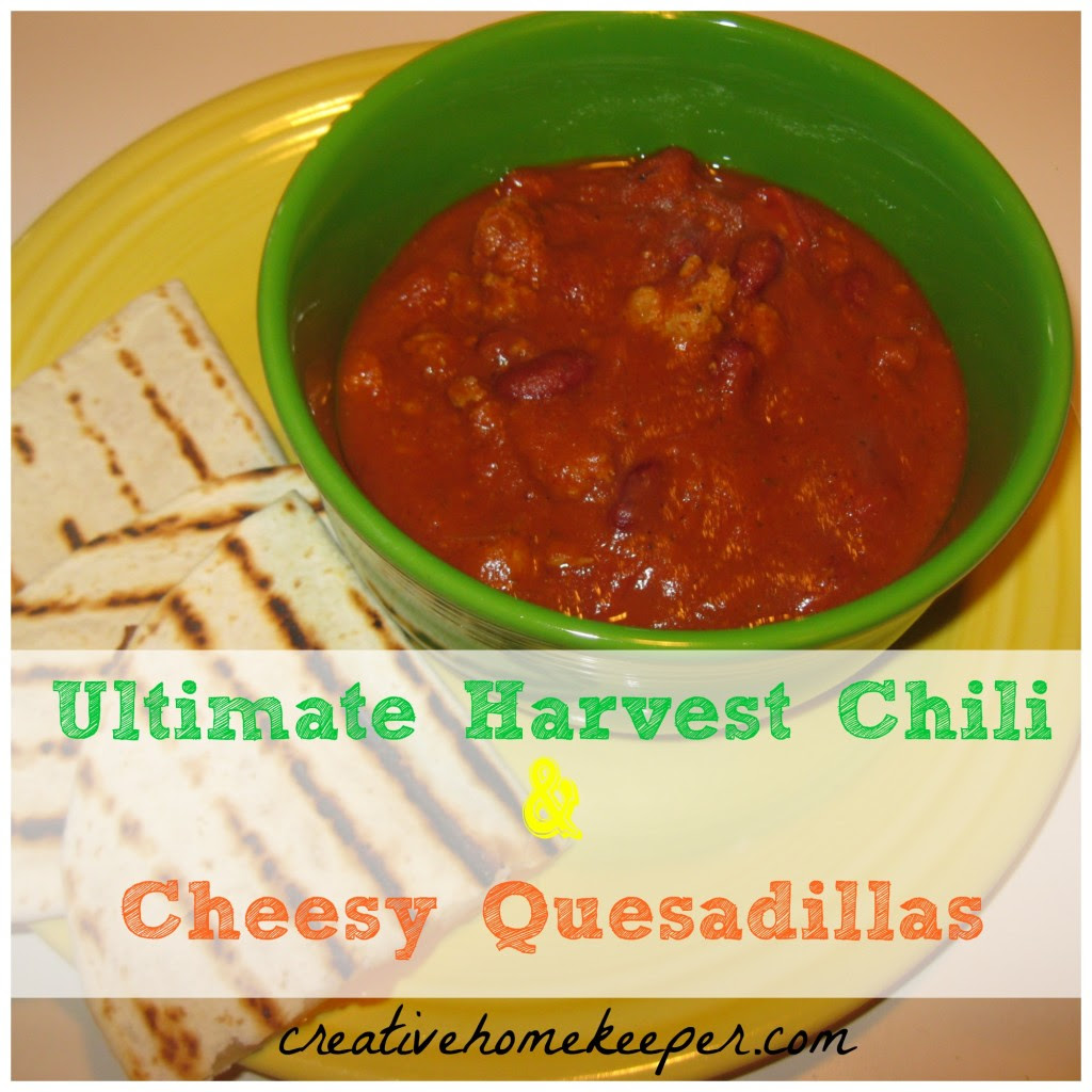 harvest chili