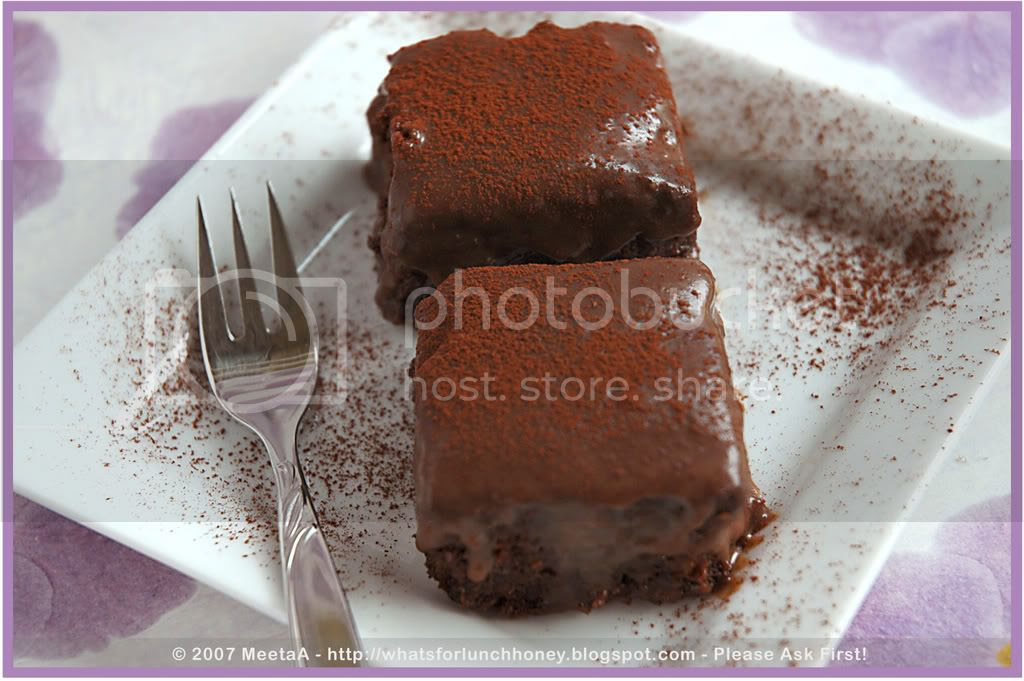 Choc-Mocca Brownies (05) by MeetaA