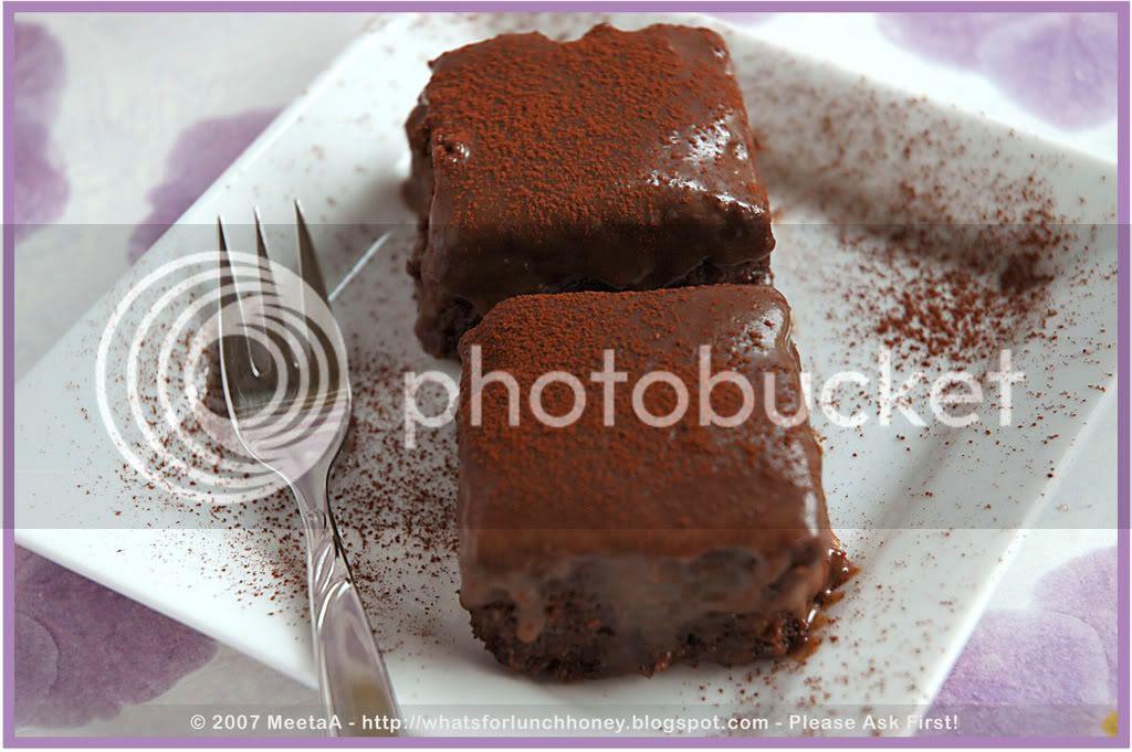 Choc-Mocca Brownies (05) by MeetaA