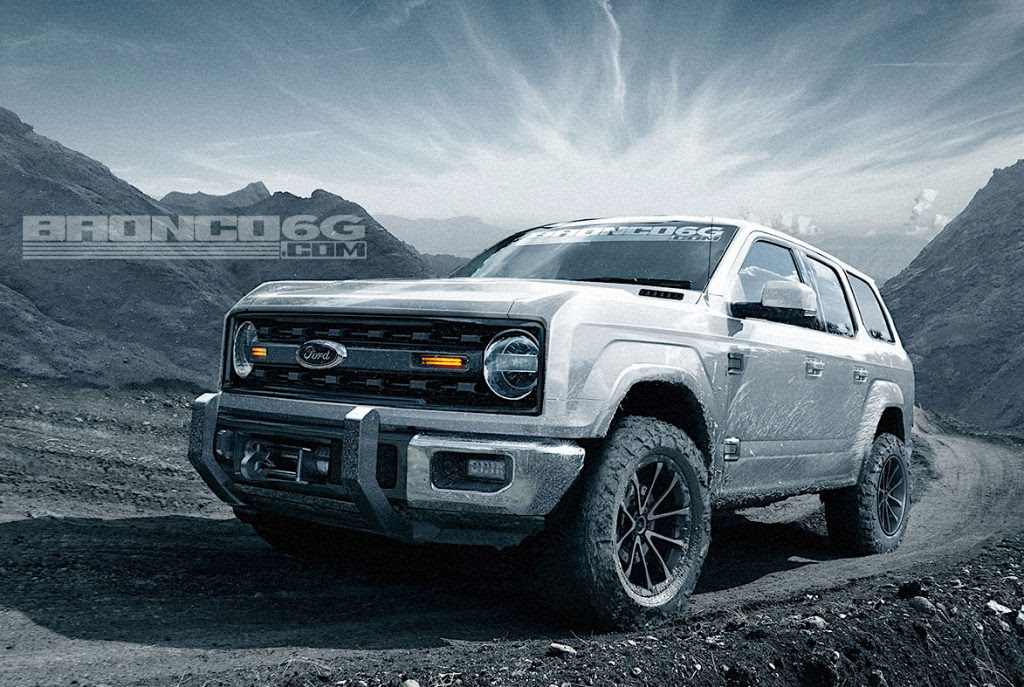86+ Ford Bronco 2020 Concept - 2020 Ford Bronco Image ...