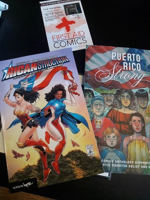 Comic Book Store Puerto Rico