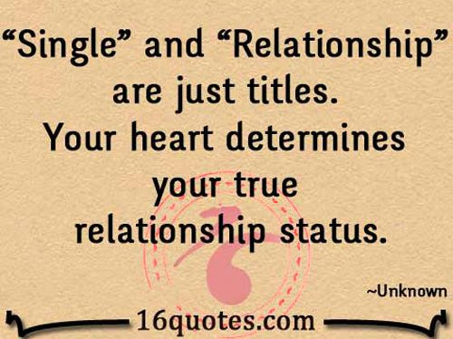 Great quote... We'll ignore the fact that it encourages infidelity.