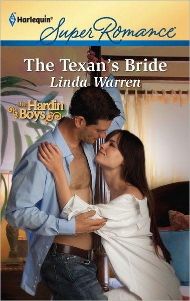 The Texan's Bride (Harlequin Super Romance #1735)