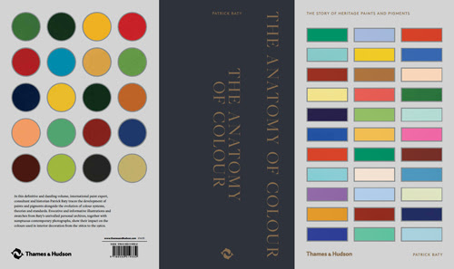 Book The Anatomy Of Colour Patrick Baty Historical Paint Consultant