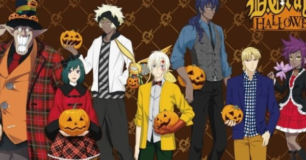 Dgray Man Halloween