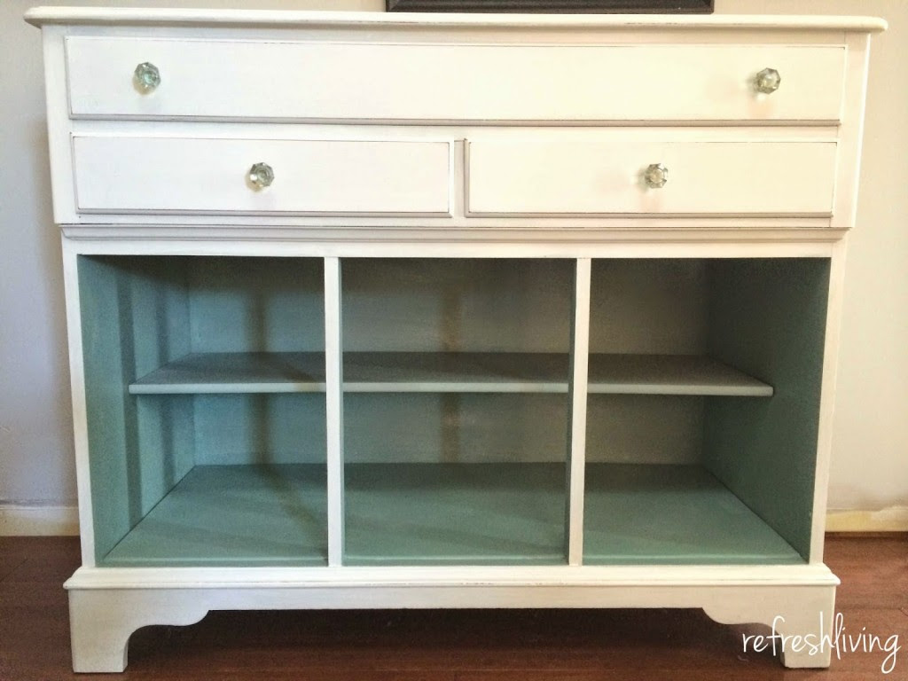 Painted Furniture Buffet