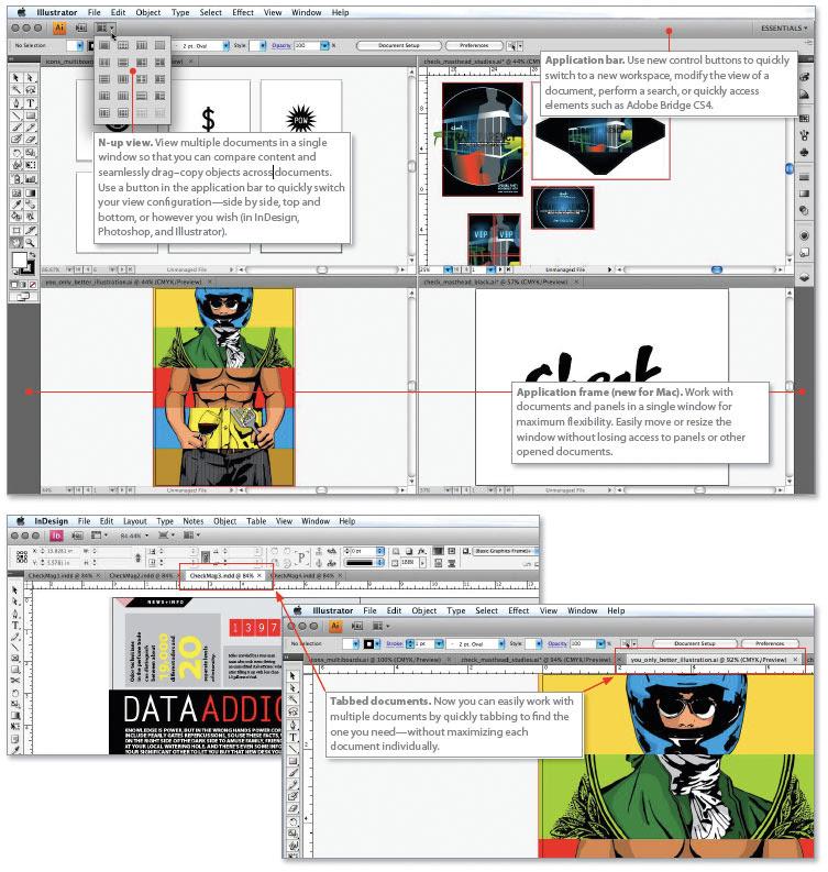 Adobe Creative Suite  Design Premium Mac Download