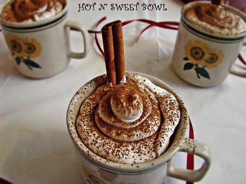 Cappuccino Mug Cake