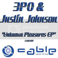 cable recordings,justin johnson,3po,house music