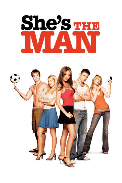 Image result for she's the man