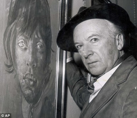 Iconic: Renowned photographer Cecil Beaton