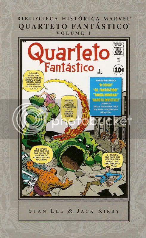 Biblioteca Histórica do Quarteto