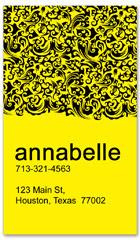 BCS-1108 - salon business card